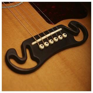 Sigma GJM-SG100 Electro Acoustic Guitar, Sunburst