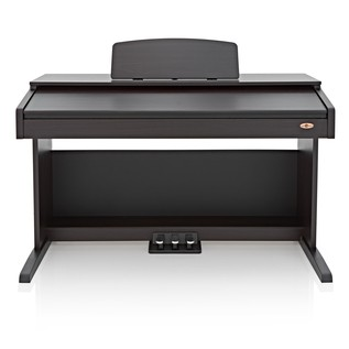DP-10plus Digital Piano by Gear4music, Rosewood