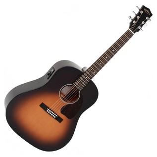 Sigma JM-SGE Electro Acoustic Guitar, Sunburst