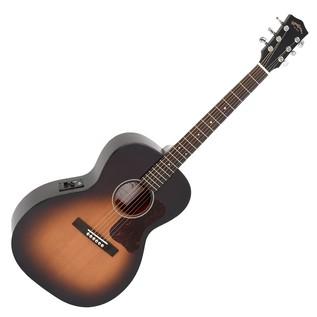 Sigma LM-SGE Electro Acoustic Guitar, Sunburst