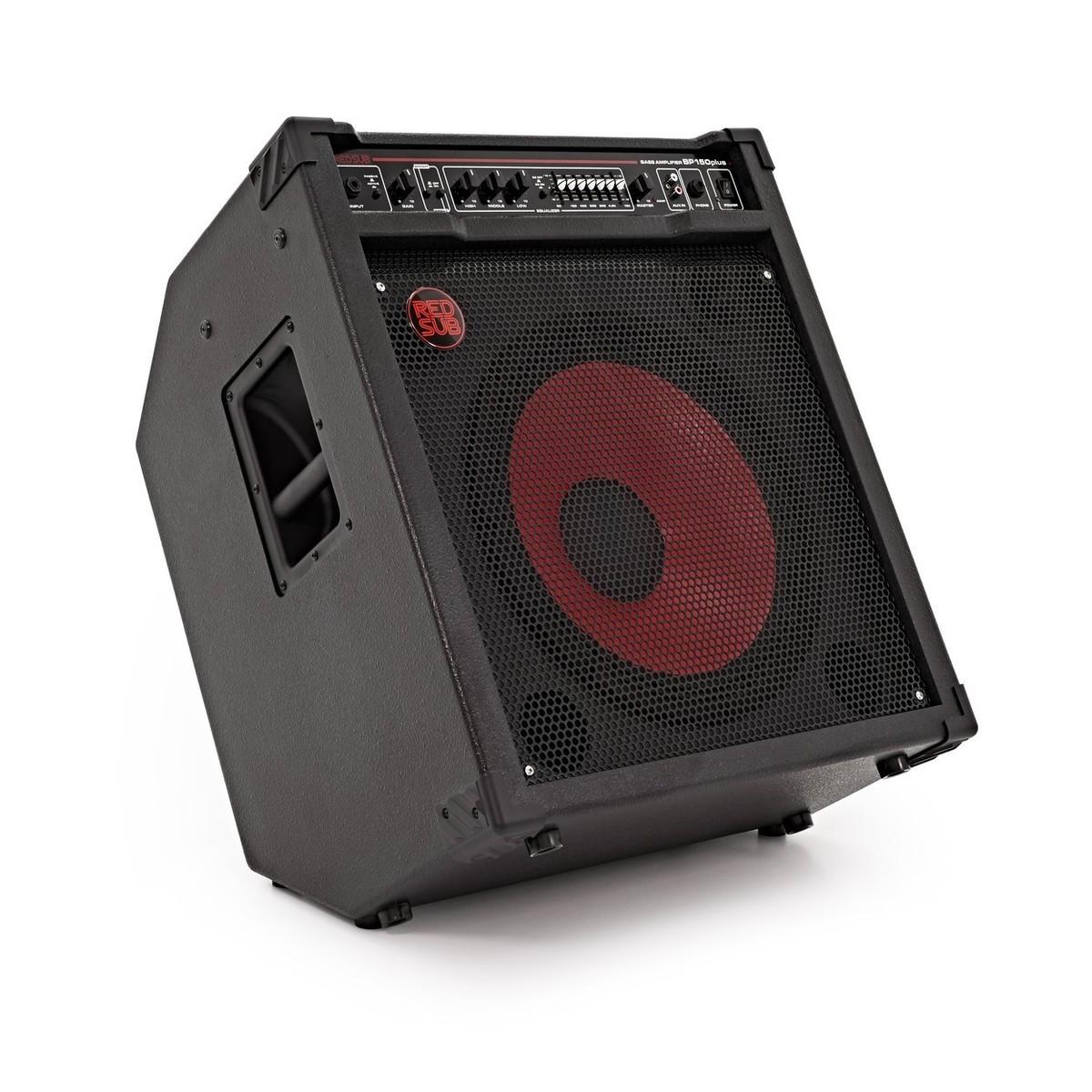 disc harlem z bass guitar 150w amp pack black at gear4music. Black Bedroom Furniture Sets. Home Design Ideas