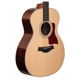 Taylor 214 DLX Grand Auditorium Acoustic Guitar, Natural
