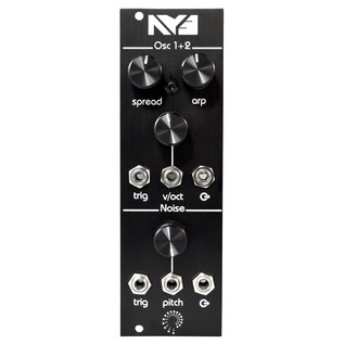 Twisted Electrons AY3 Sound Generator - Front