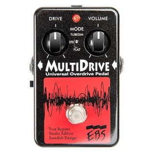 EBS MultiDrive Studio Edition Bass Drive Pedal