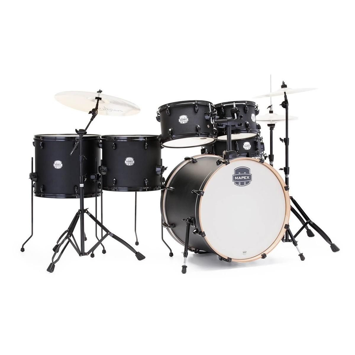 Mapex Storm 20u0027u0027 Fast Fusion Drum Kit W/ Free Floor Tom, Deep. Loading Zoom
