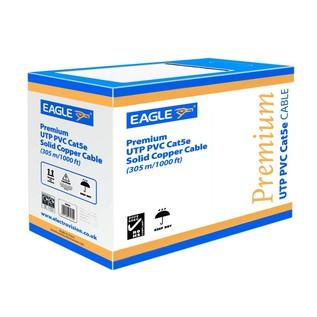 Eagle Premium UTP PVC Solid Copper Network Cable