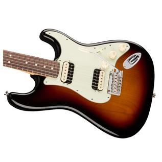 Fender American Pro Stratocaster HH RW, 3-Tone Sunburst