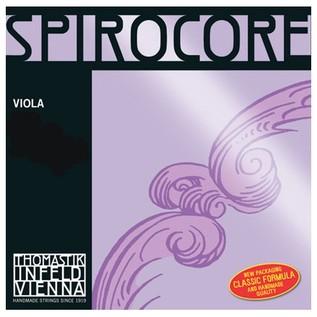 Thomastik Spirocore 4/4 Viola C String, Tungsten Wound