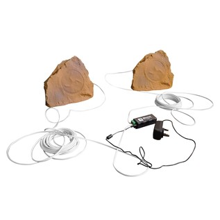 Eagle Bluetooth Garden Speaker Kit, Sandstone