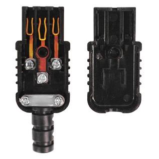 Eagle 3 Pin High Quality IEC Line Socket 10A