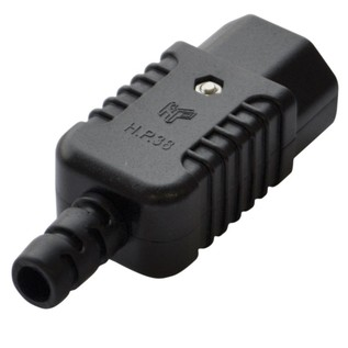Electrovision 3 Pin High Quality IEC Line Plug 10A