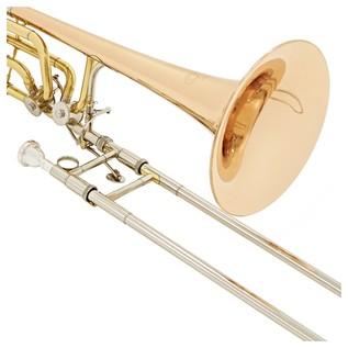 Coppergate Intermediate Bass Trombone, By Gear4music