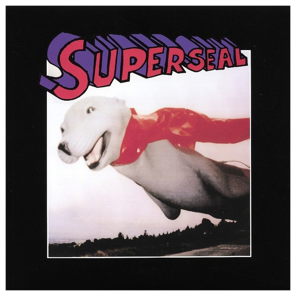 Thud Rumble Super Seal Battle Breaks - Limited Vinyl White - Front