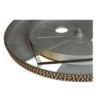SoundLAB Replacement Turntable Drive Belt, 205 mm