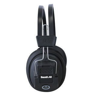 SoundLAB Full Size Economy Stereo Headphones