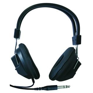 SoundLAB Full Size Economy Stereo Headphones, 6.35mm Stereo Jack Plug