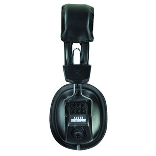 SoundLAB Full Size Economy Padded Headphones With Volume Controls