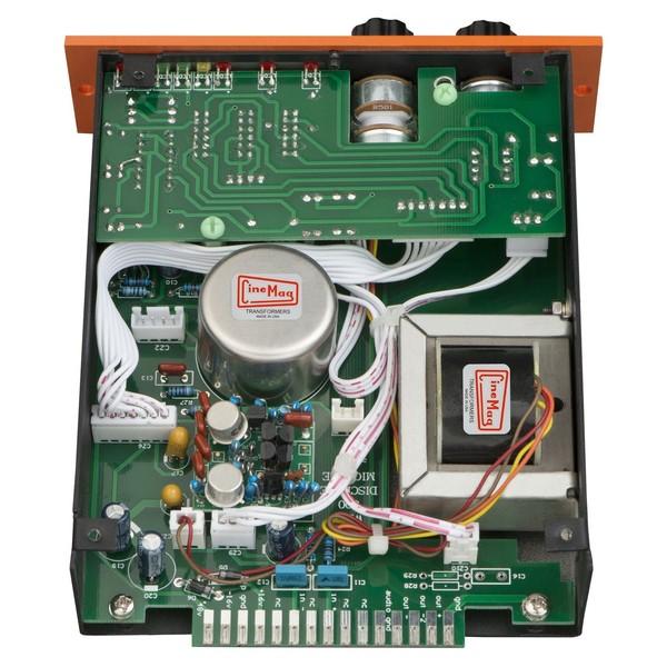 Warm Audio WA12-500 MK II - Top Open