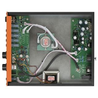 Warm Audio WA12 MK II Discrete Microphone Preamp - Top