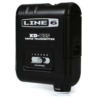Line 6 CV35BP 6-Channel Bodypack Transmitter