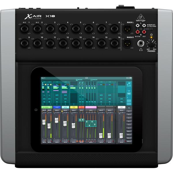 Behringer X18 X AIR Digital iPad/Tablet Mixer