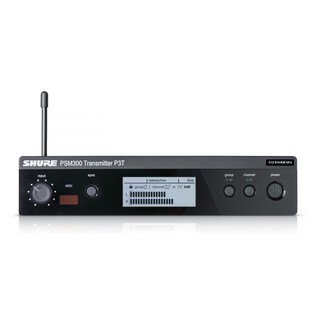 Shure P3T Wireless Transmitter