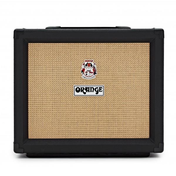 Orange Rocker 15 Guitar Combo Amp, Black