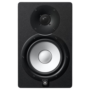Yamaha HS7 Active Studio Monitors with Stands - Front