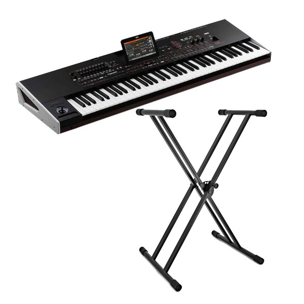 Korg Pa4X 76 Arranger with Free Stand