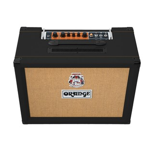 Orange Rocker 32 Guitar Combo Amp, Black