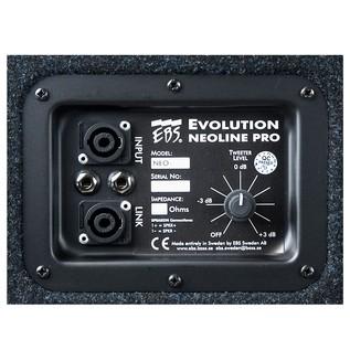 EBS NeoLine 112 Professional Neodymium Bass Speaker Cabinet