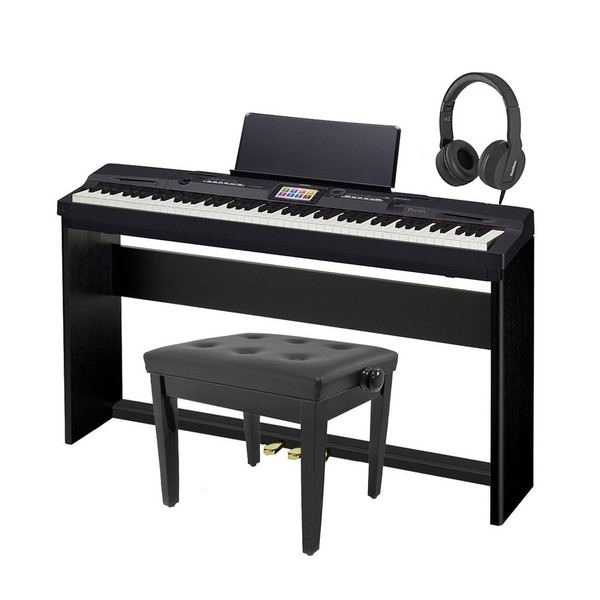 Casio Privia PX-360 Digital Piano Complete Package