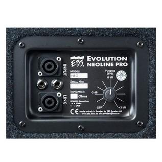 EBS NeoLine 810 Professional Neodymium Speaker Cabinet