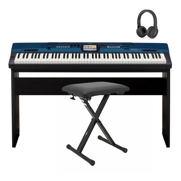 Casio Privia PX-560 Stage Piano Wooden Frame Package