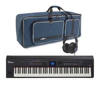 Roland RD-800 Stage Piano with Deluxe Bag and Headphones