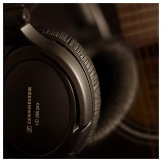 Sennheiser HD-380 Pro Headphones