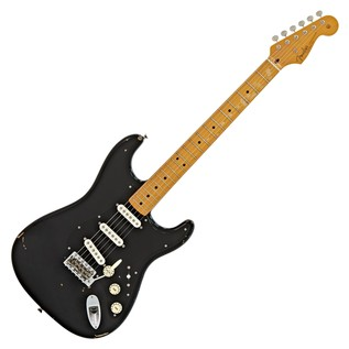 Fender Custom Shop David Gilmour Signature Relic Strat, Black