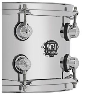 Natal Arcadia 14 x 6.5 Steel Snare Drum