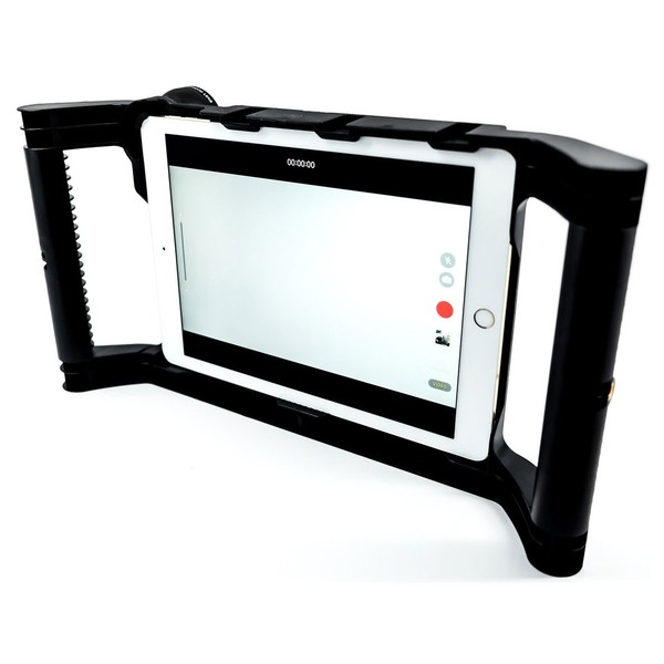 "iOgrapher Case for iPad Pro 9.7"" - Angled iPad"