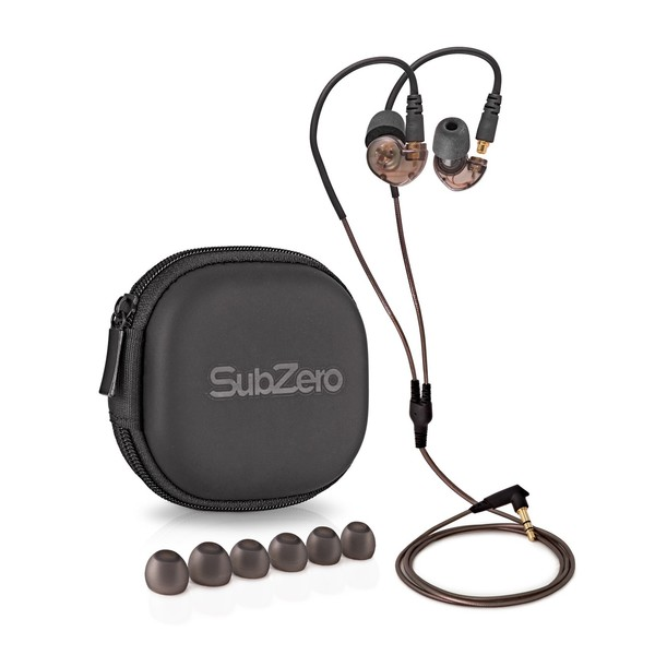 SubZero SZ-IEM In Ear Monitors
