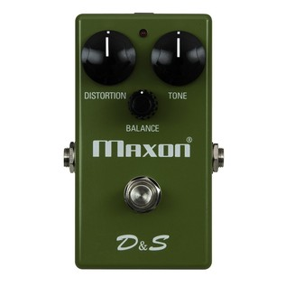 Maxon D&S Distortion Sustainer Pedal