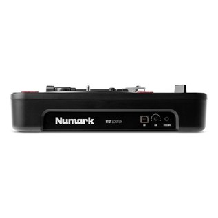 Numark PT01 Scratch Bundle - Turntable Rear