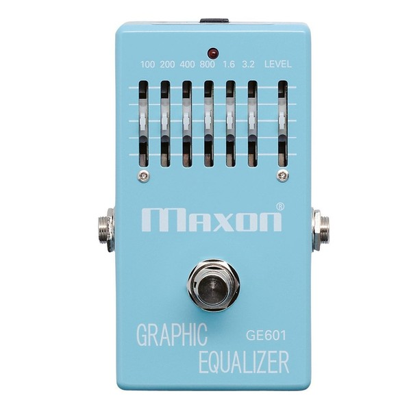 Maxon GE601 Graphic Equalizer Pedal