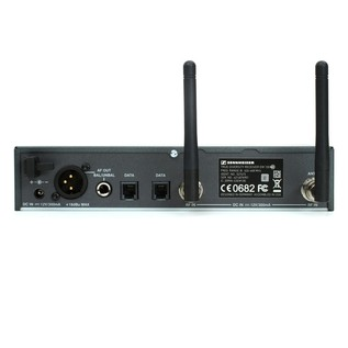 EM 100 G3 Rack-Mount Receiver Back
