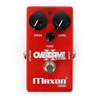 Maxon OD-808X Overdrive Extreme Pedal