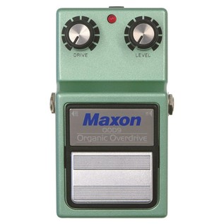 Maxon OOD-9 Organic Overdrive Pedal