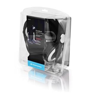 Sennheiser HD 205 II DJ Headphones Packaged