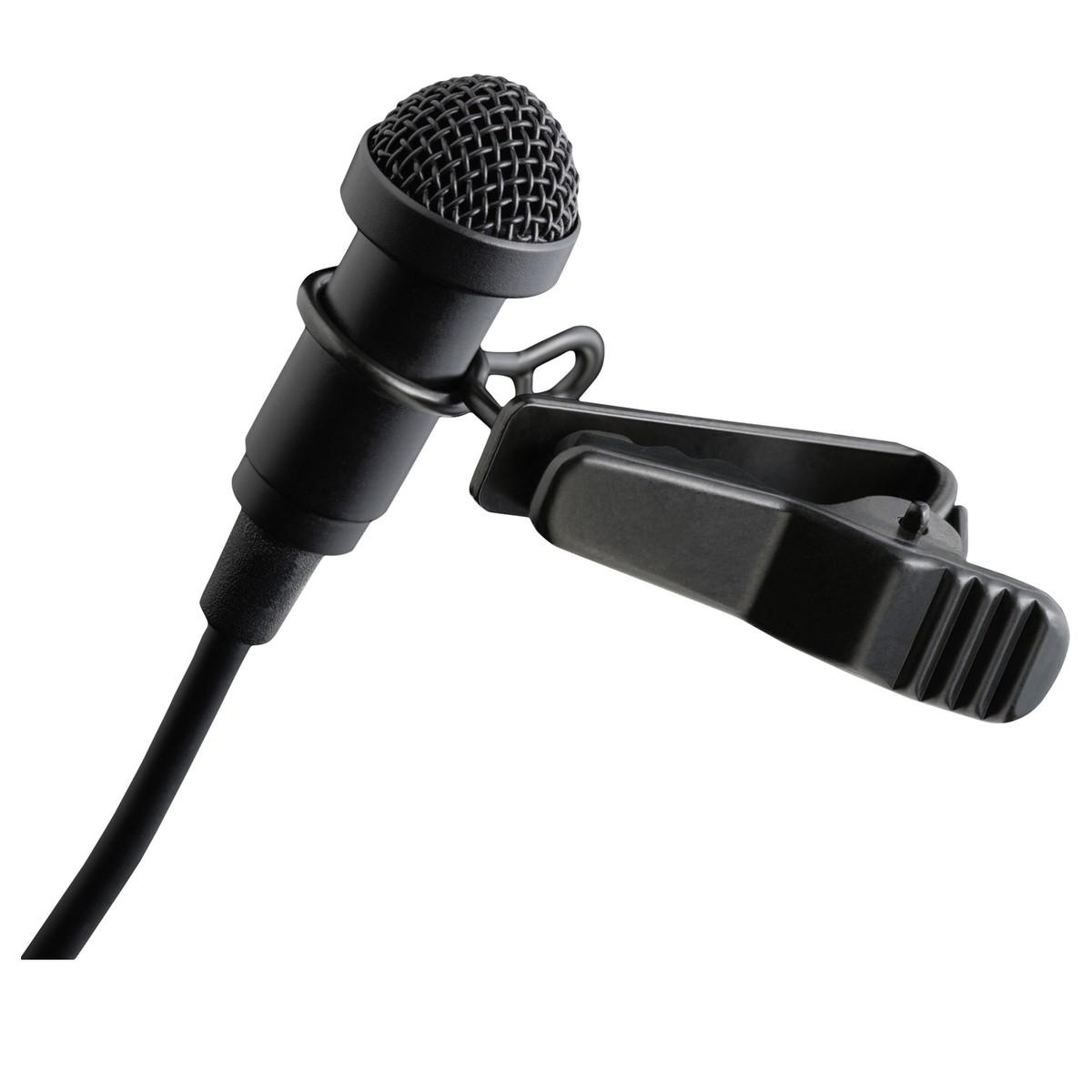 Sennheiser Me2 Us Lapel Microphone At Gear4music
