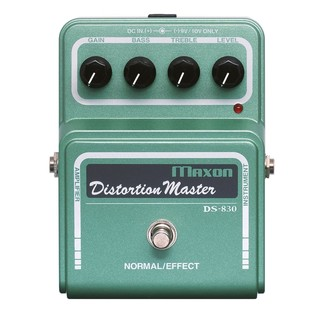 Maxon DS-830 Distortion Master Pedal