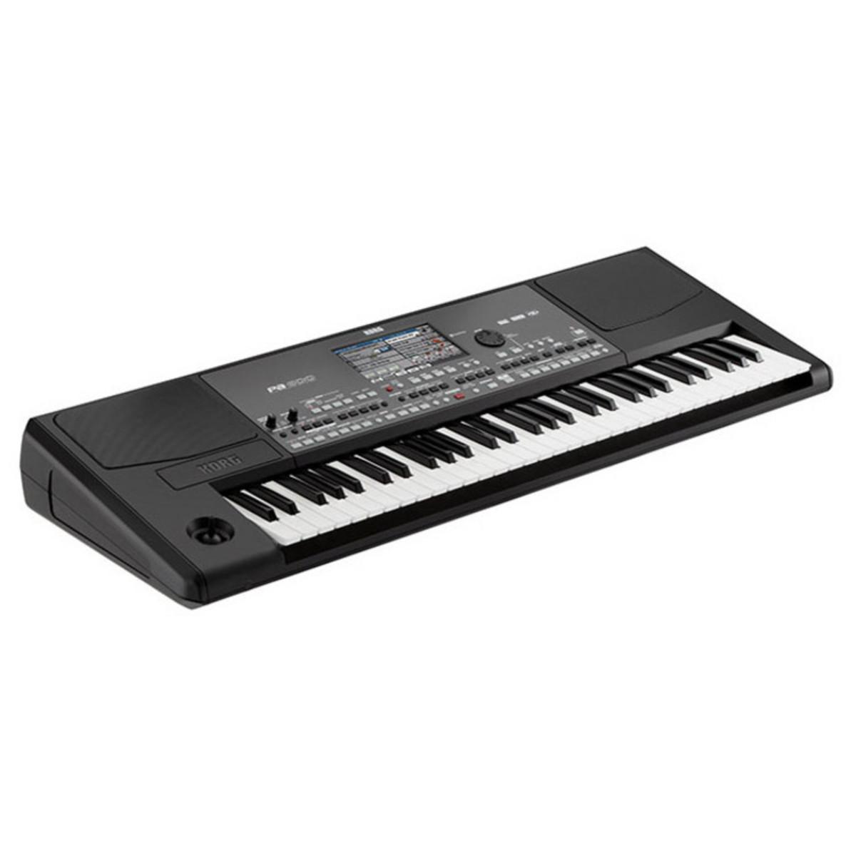Korg PA600 Arranger Keyboard - B-Stock